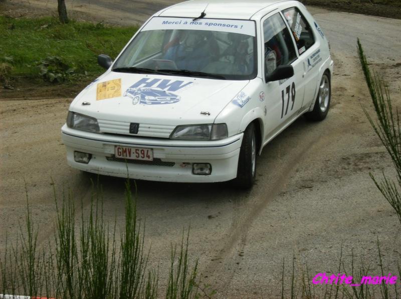 [RETOUR RALLYE DE LA FAMENNE 2008]  photos, vidéos Rallye14