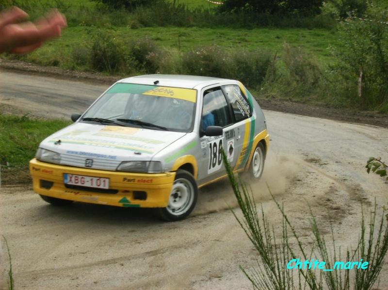 [RETOUR RALLYE DE LA FAMENNE 2008]  photos, vidéos Rallye15