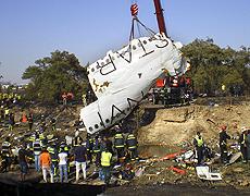 SPAVENTOSA TRAGEDIA A MADRID 2008_010