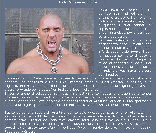 Batista l'animale Batist11