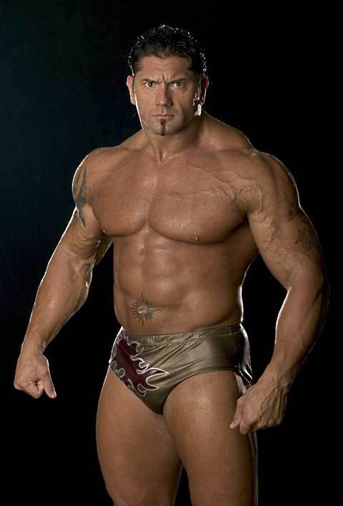 WWE Superstars: Before They Were Famous Batist12