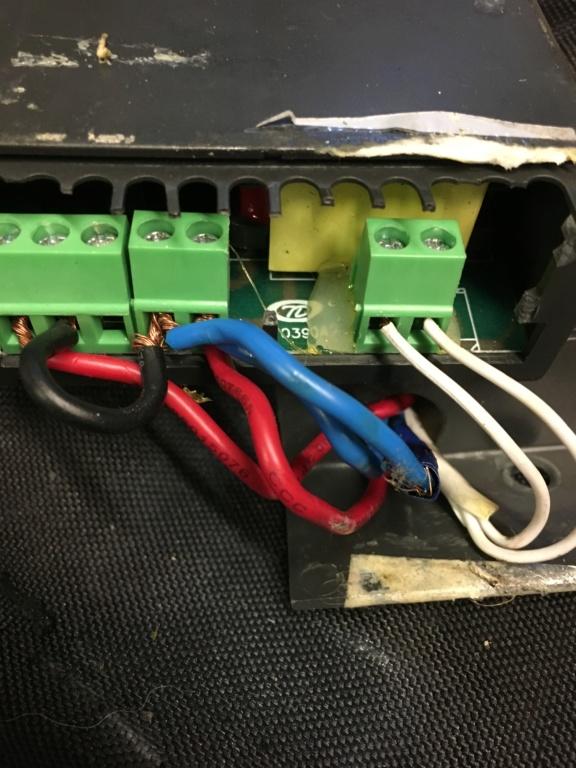 réparation couverture chauffante BIHR/TECNOGLOBE 83e12a10