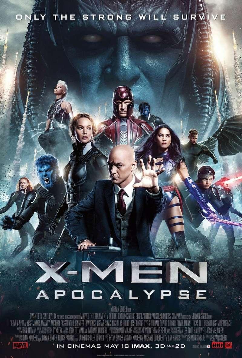 X-men Apocalypse - 2016 X-men_11