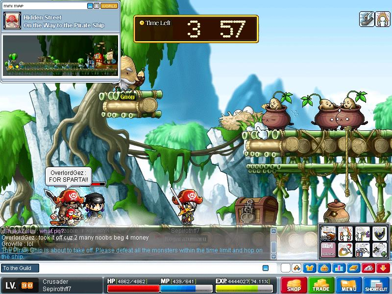 Pirate PQ YARR Maple030