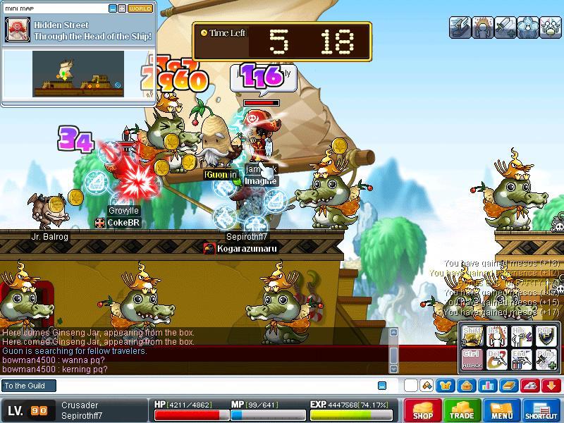 Pirate PQ YARR Maple031