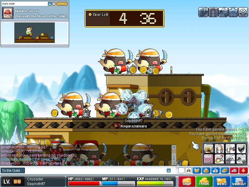 Pirate PQ YARR Maple032