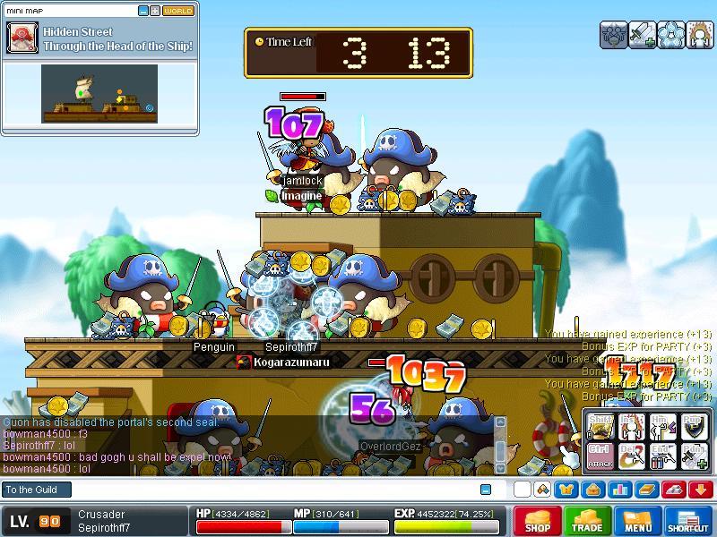Pirate PQ YARR Maple033