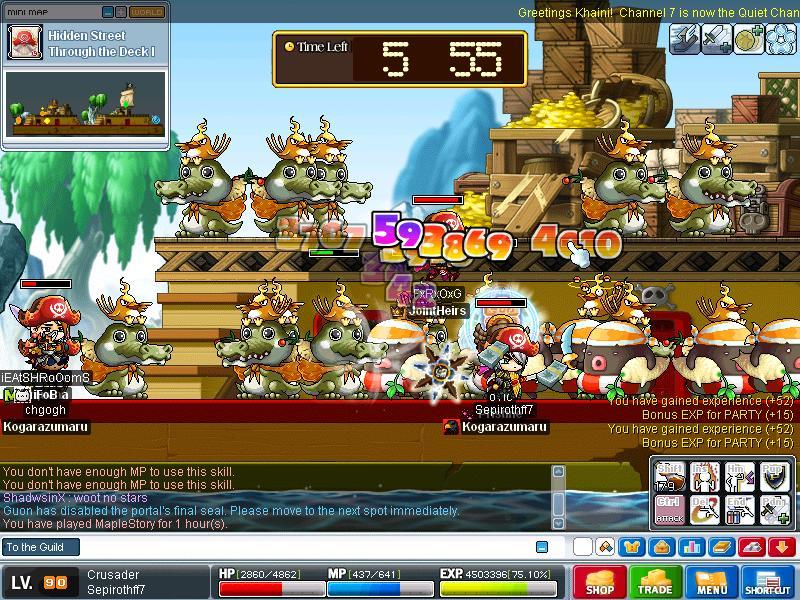 Pirate PQ YARR Maple034