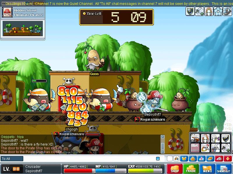 Pirate PQ YARR Maple036