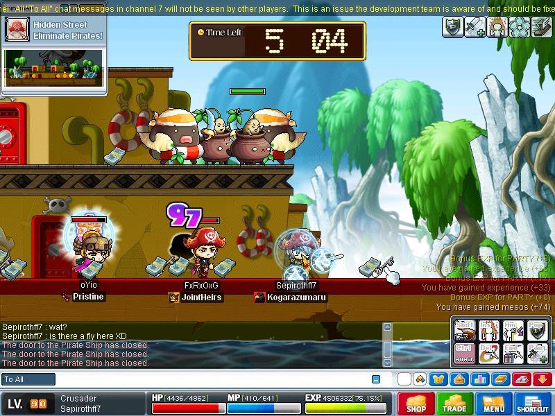 Pirate PQ YARR Maple037