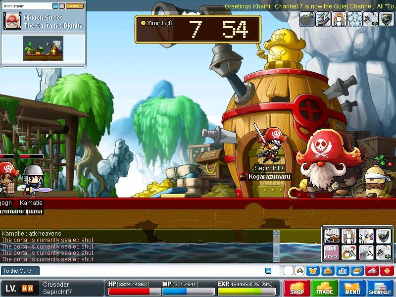 Pirate PQ YARR Maple038