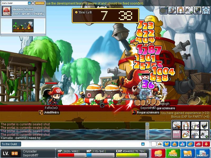 Pirate PQ YARR Maple039