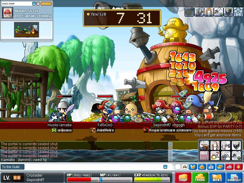 Pirate PQ YARR Maple040