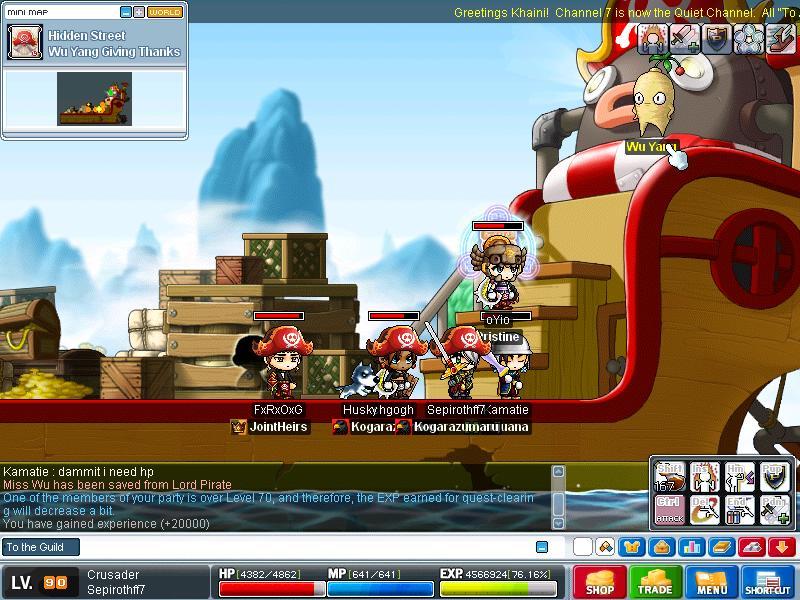 Pirate PQ YARR Maple041