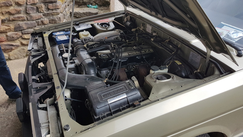 Datsun Bluebird 2.0l injection de  1983  20170432