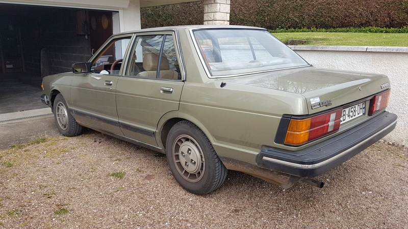 Datsun Bluebird 2.0l injection de  1983  20170438