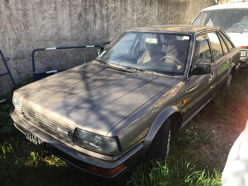 Nissan Bluebird 1600SLX   T12 de 1987 51126430