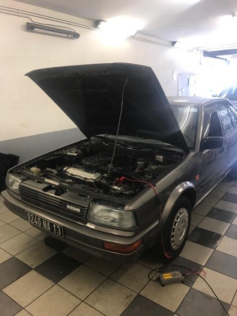 Nissan Bluebird 1600SLX   T12 de 1987 51136411