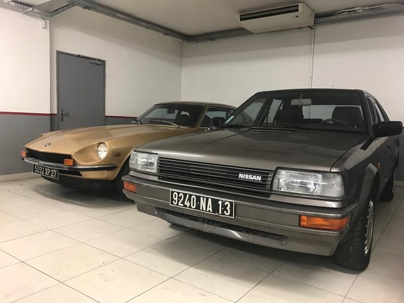 Nissan Bluebird 1600SLX   T12 de 1987 51137310