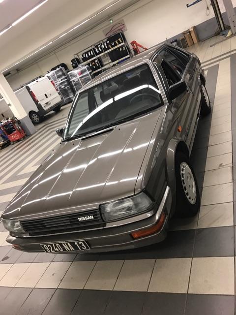 Nissan Bluebird 1600SLX   T12 de 1987 51146513