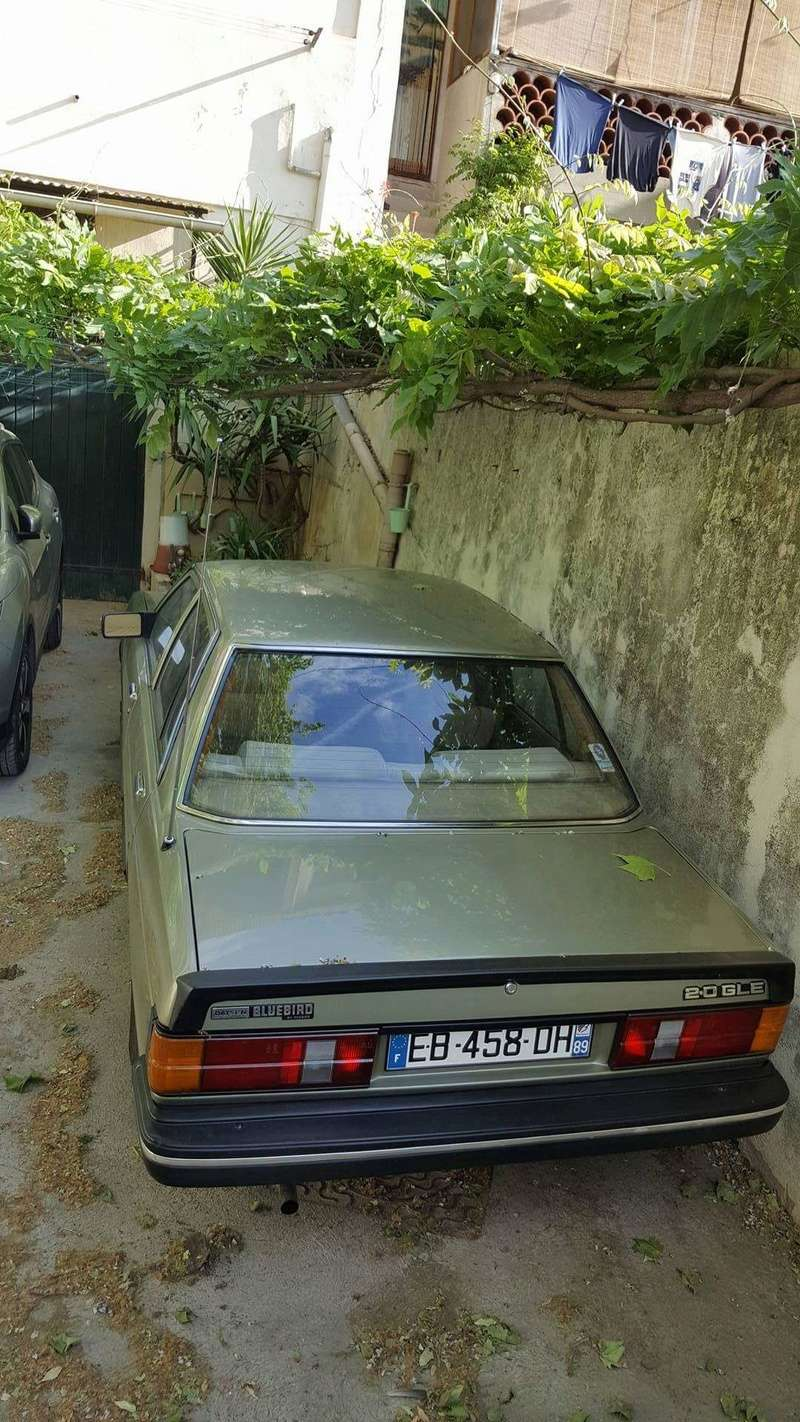 Datsun Bluebird 2.0l injection de  1983  Receiv10