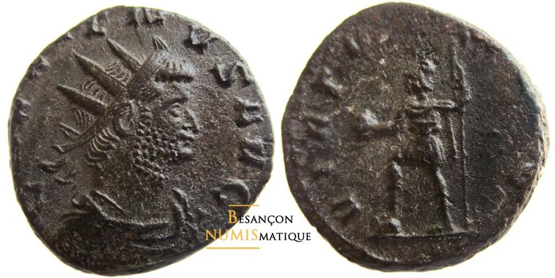 A strange bust of Gallienus Unname12