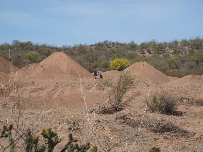 Busqueda de pepitas de oro en Sonora 2017 Ol135110