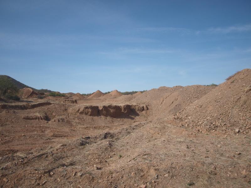 Busqueda de pepitas de oro en Sonora 2017 Ol135111