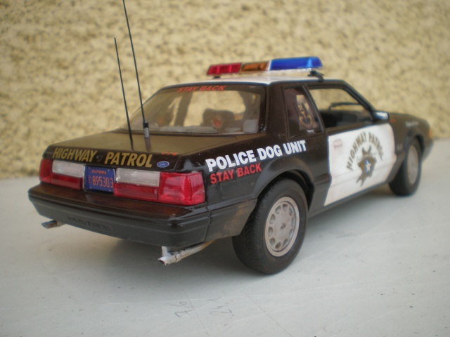 ford mustang police. P1301522