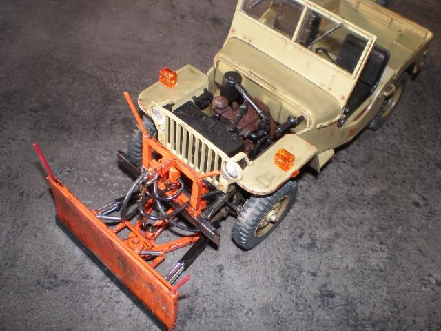 jeep willys snow plow Pb111512