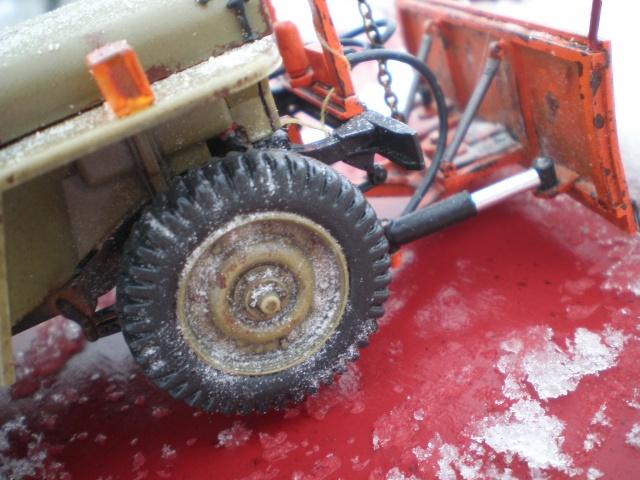 jeep willys snow plow Pb211511
