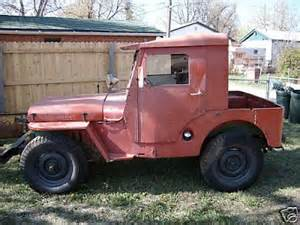 jeep willys snow plow Th210