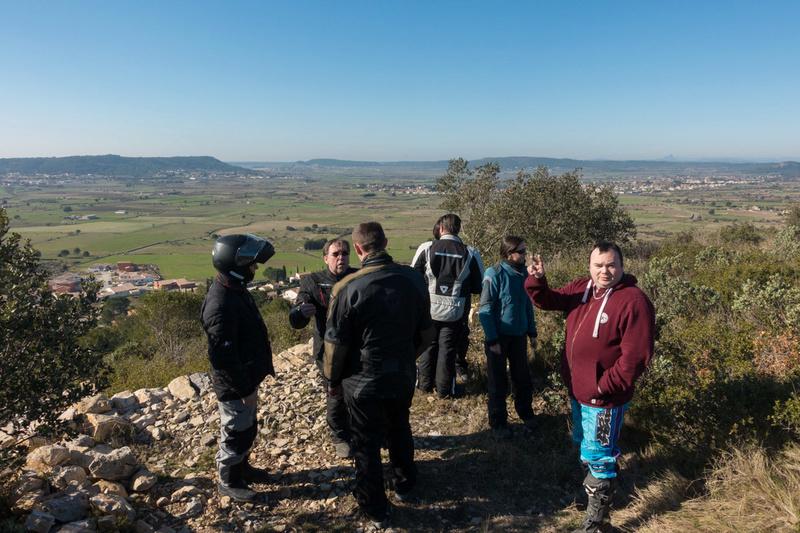 Balade Trail le 26 fevrier dans le Gard - Page 3 Dsc_0019