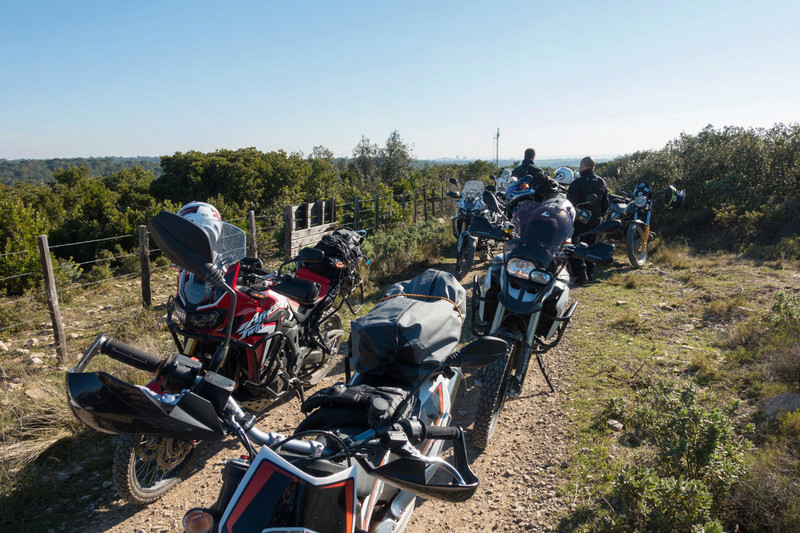 Balade Trail le 26 fevrier dans le Gard - Page 3 Dsc_0022