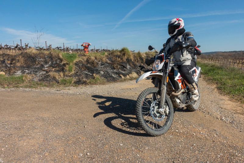 Balade Trail le 26 fevrier dans le Gard - Page 3 Dsc_0023