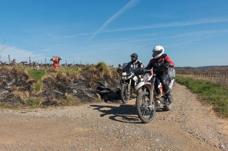 Balade Trail le 26 fevrier dans le Gard - Page 3 Dsc_0029