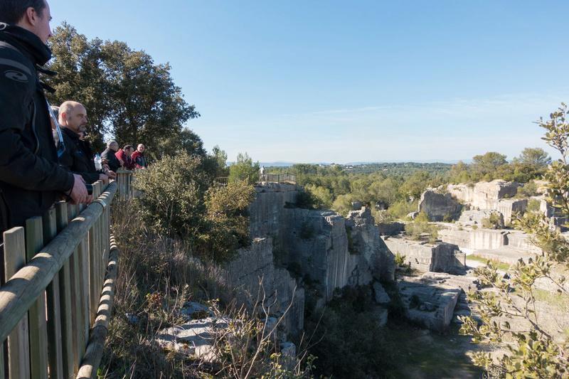 Balade Trail le 26 fevrier dans le Gard - Page 3 Dsc_0049