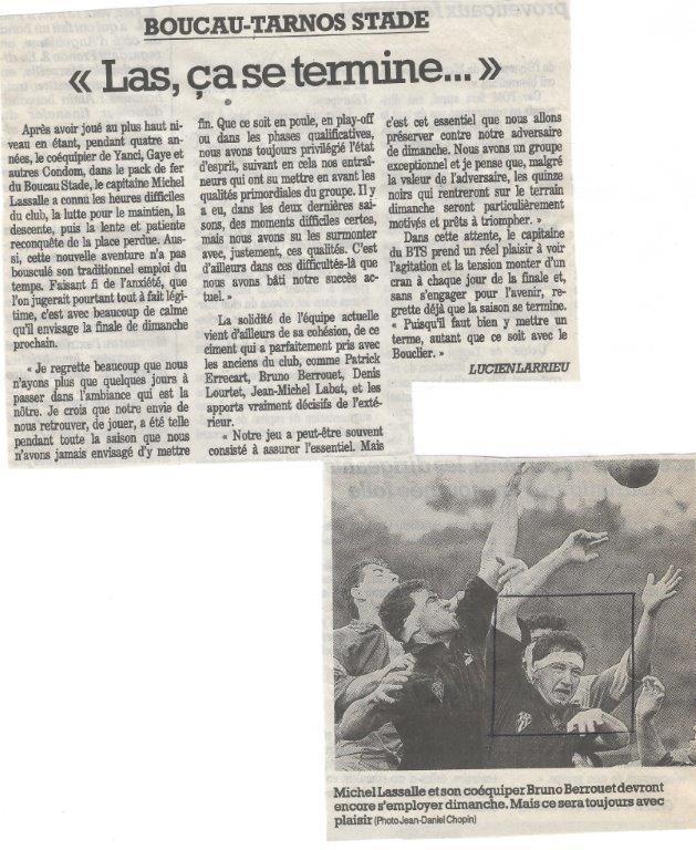 Il y a 20 ans (1994) le BTS finaliste de 2ème Division..... Que sont-ils devenus ??? Articl11