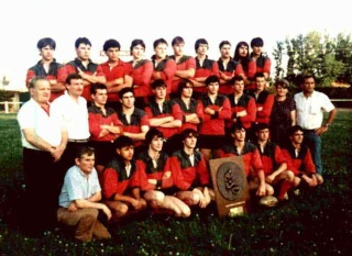Historique UA Gaillac R Crabos11