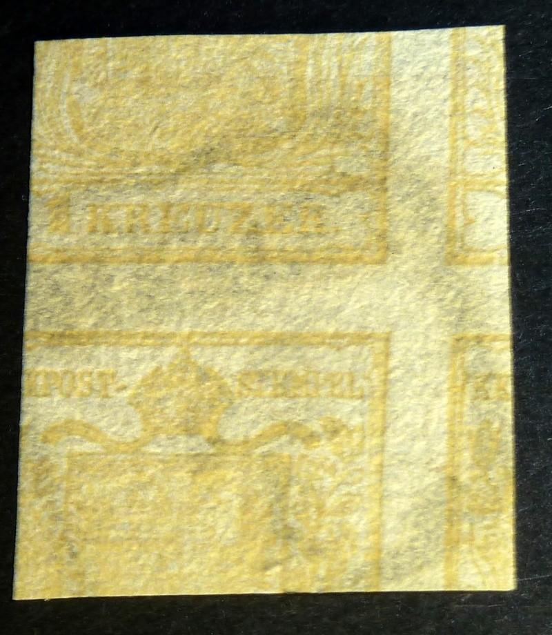 Die erste Österreichische Ausgabe 1850 - Seite 3 P1080911