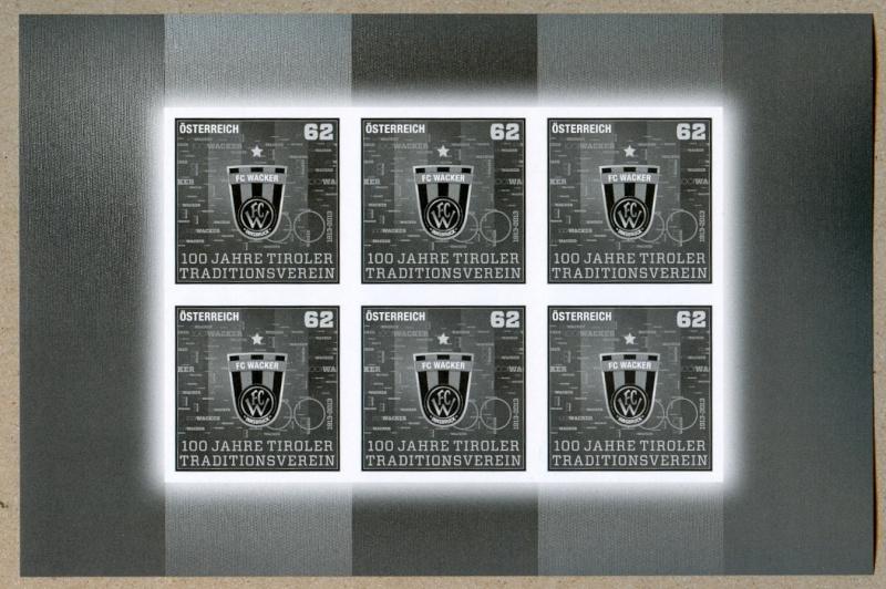 Österreich - Specimen, Schwarzdrucke, Buntdrucke Scanne58