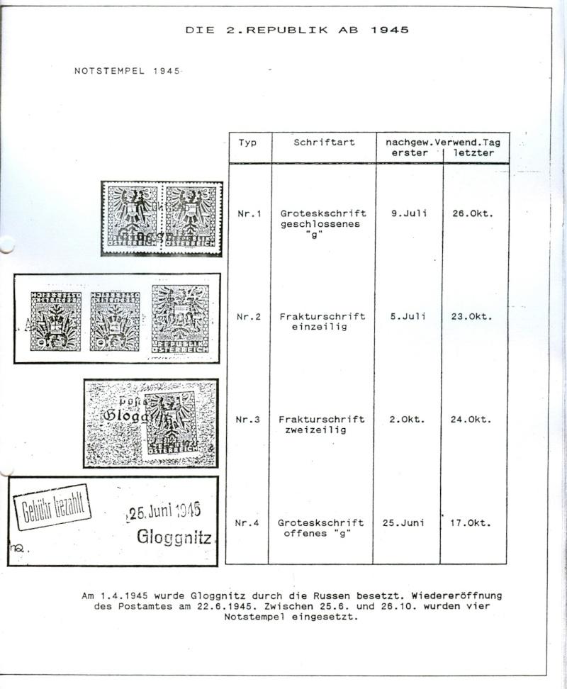 Wappenzeichnung  -  ANK 714-736 - Belege Scanne60