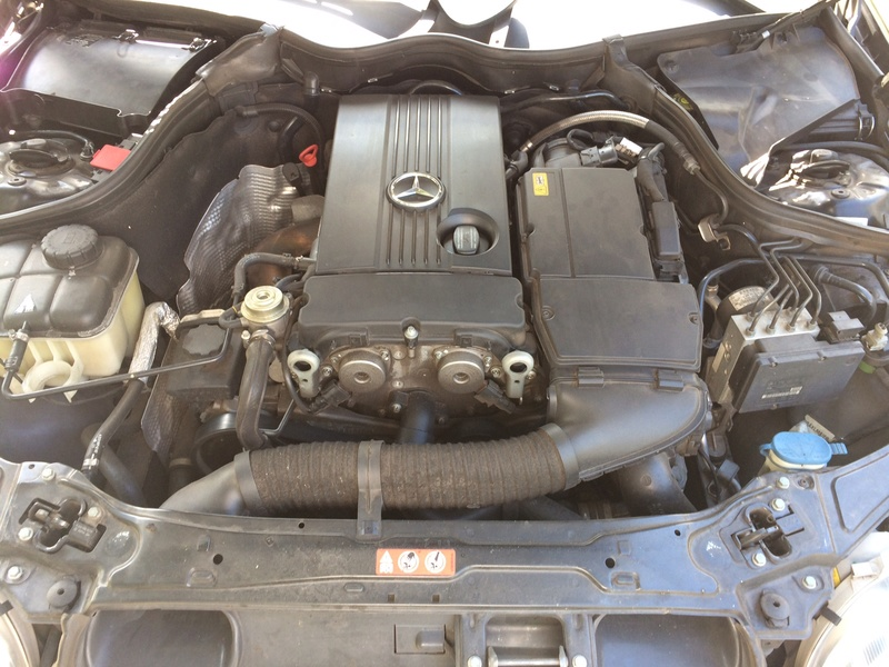(VENDIDO): W203 C180 Kompressor Classic 2006/2007 – R$40.900,00 710
