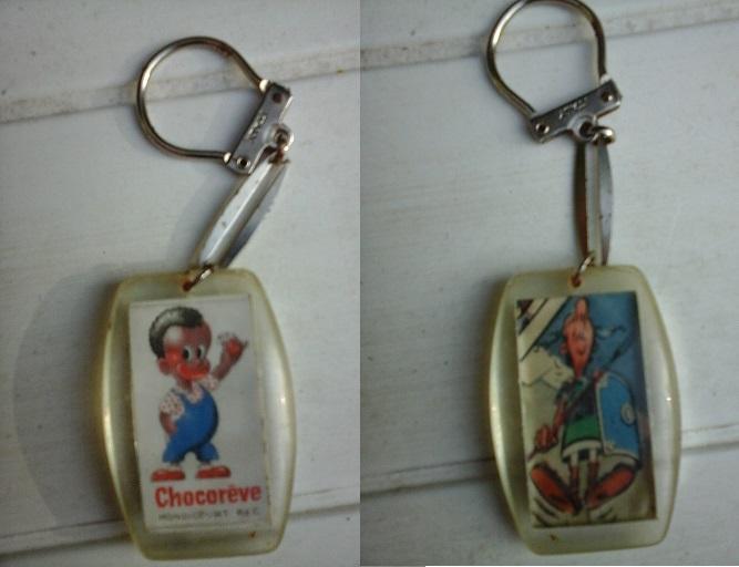 Porte clé Chocorêve Pc_cho10