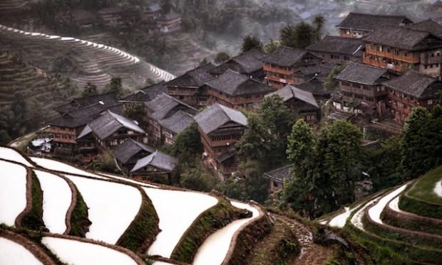 Fshatrat më piktoreskë në botë! 1099