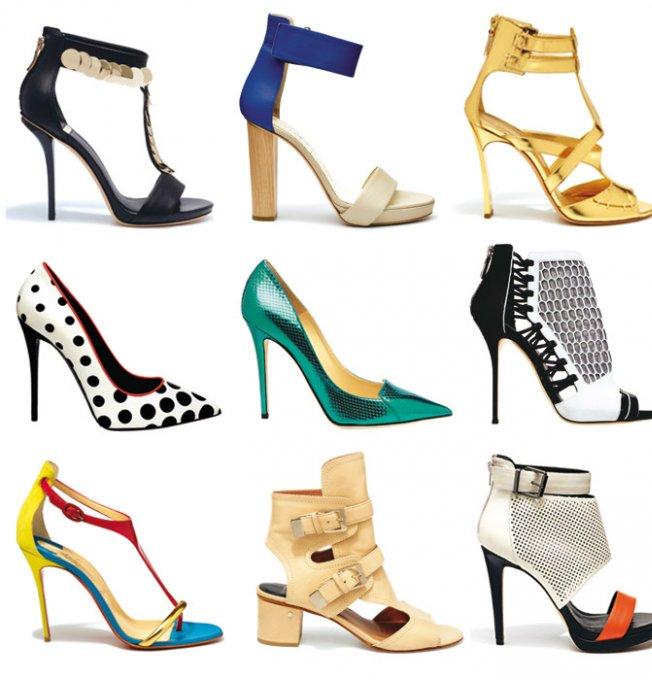 Këpucët dhe sandalet e verës, ja cilat do jenë tendencat! 1456