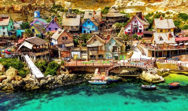 Fshatrat më piktoreskë në botë! 2299