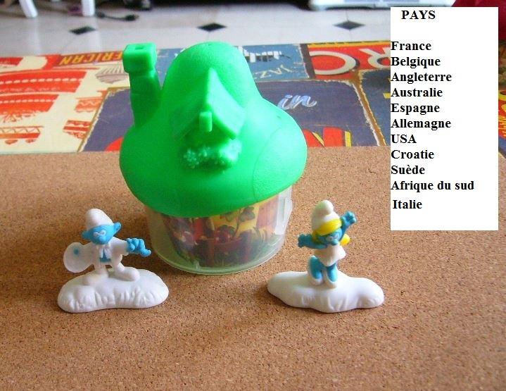 [macdo] figurines schtroumpfs dans les happy meal  - Page 2 Mac411