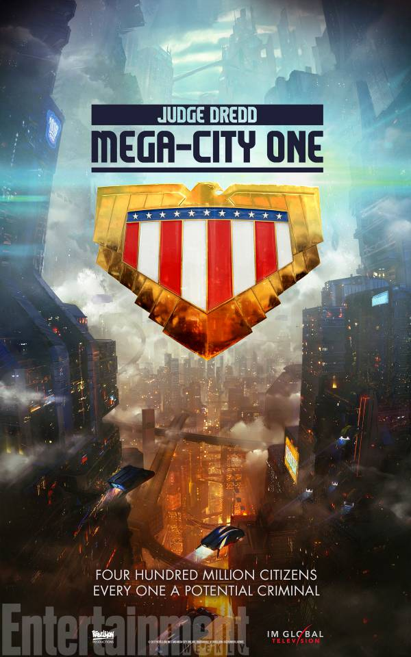 Judge Dredd - Mega City One Judge-10
