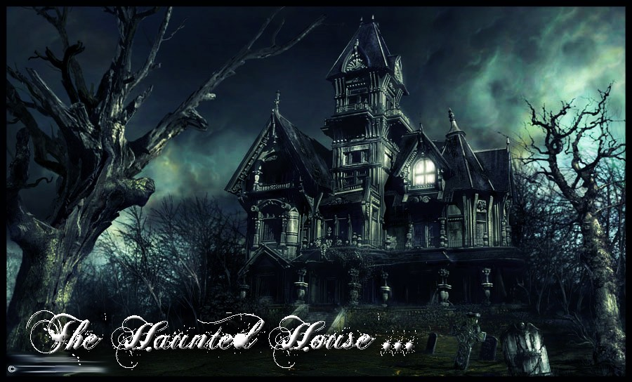 La casa encantada Logo_h10
